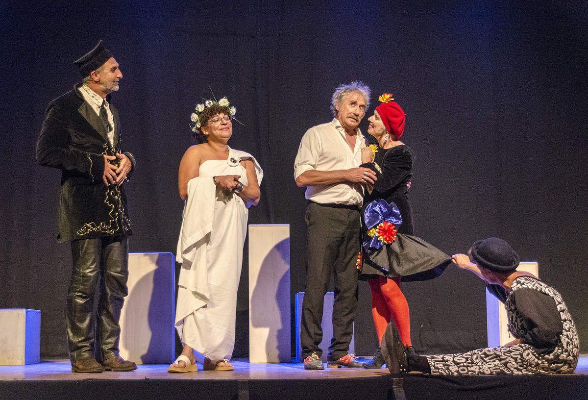 26 juillet 2020 – Théâtre avec la compagnie Felixval