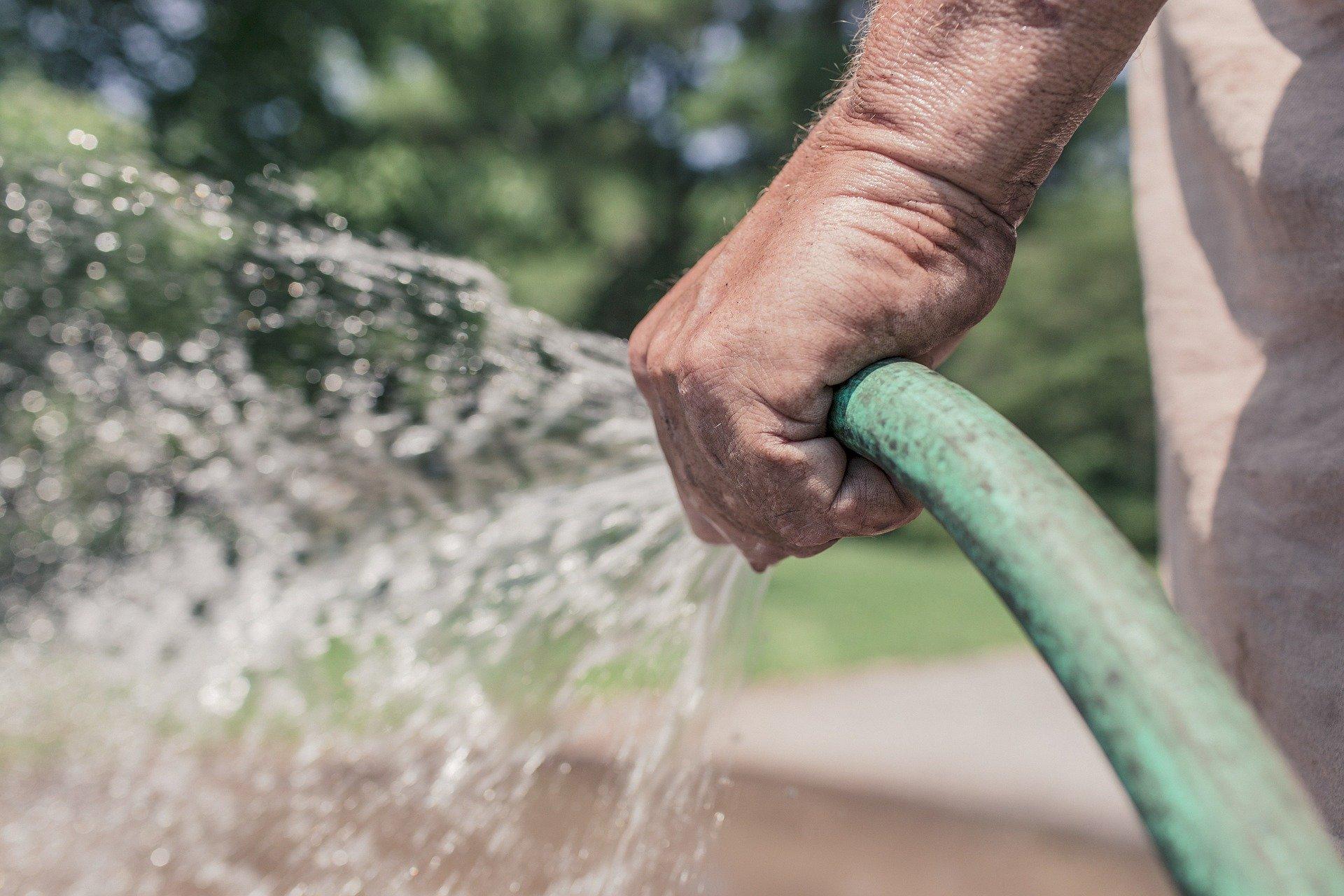 Assouplissement des restrictions sur l'eau