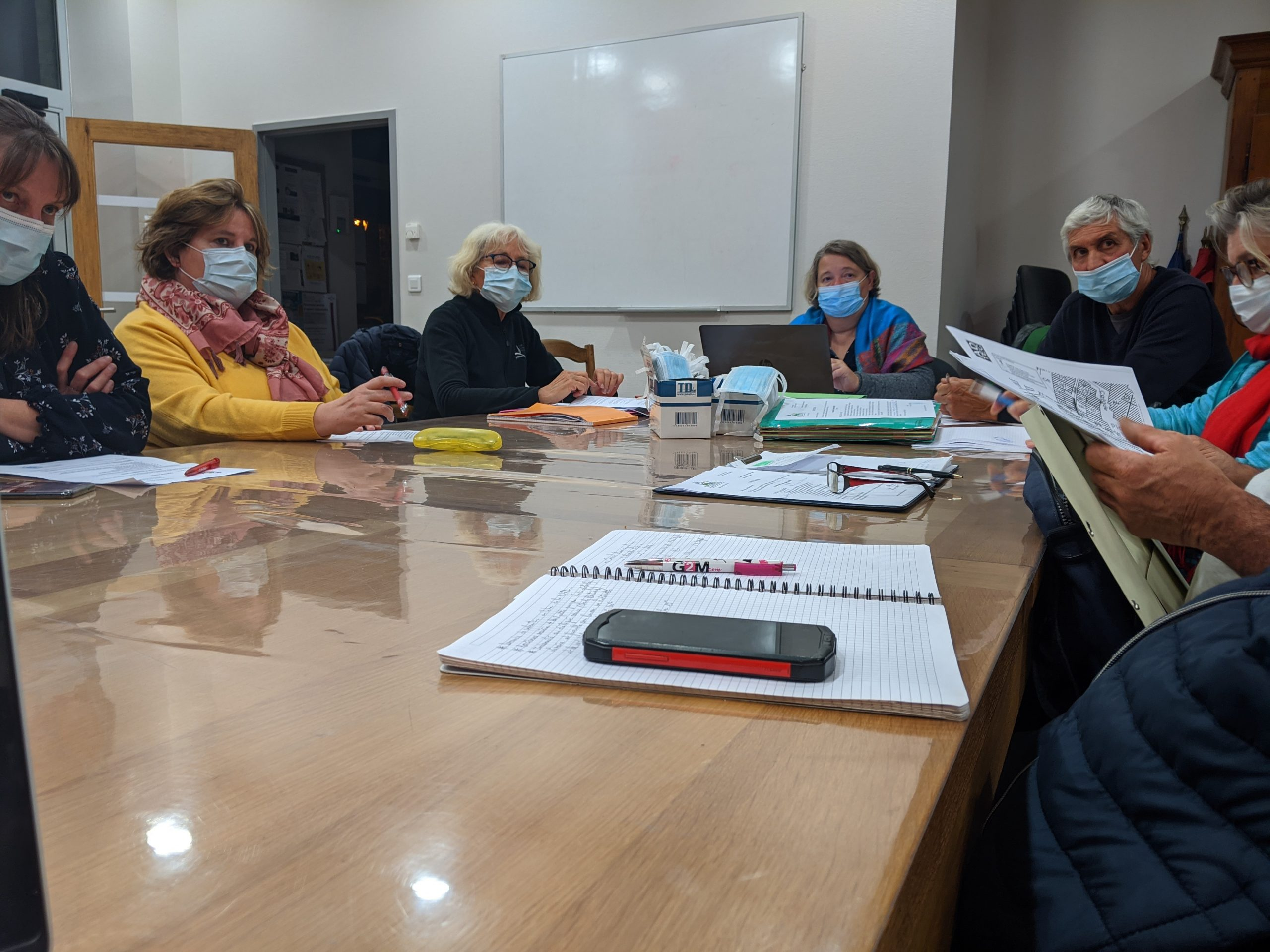 Conseil municipal du 4 novembre 2020 – Compte-rendu