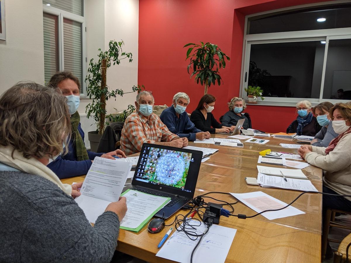 Conseil municipal du 9 décembre 2020 – Compte-rendu